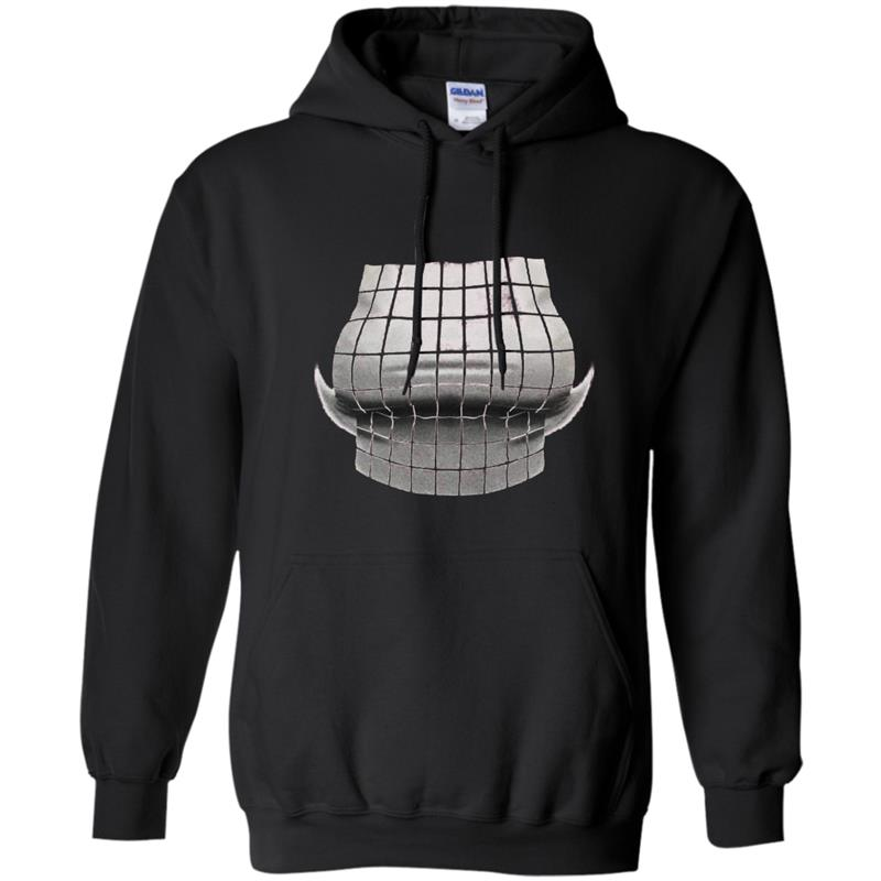 Funny Breast T-shirt Optical illusion To have a big bust-PL Hoodie-mt