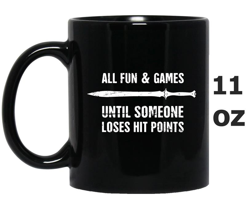 _All Fun _ Games_ Funny LARP -ANZ-Mug OZ