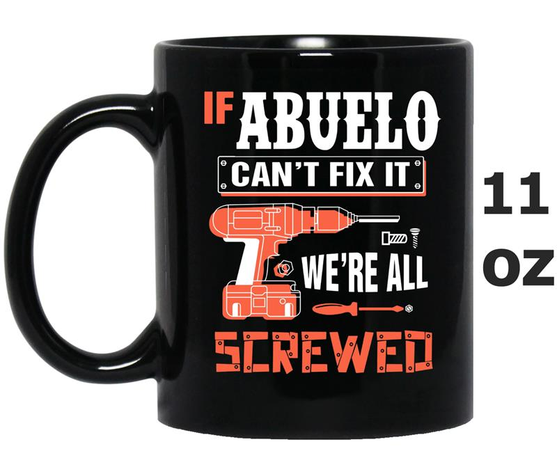 ABUELO  - Best Christmas Gift for Grandpa Daddy-CL-Mug OZ