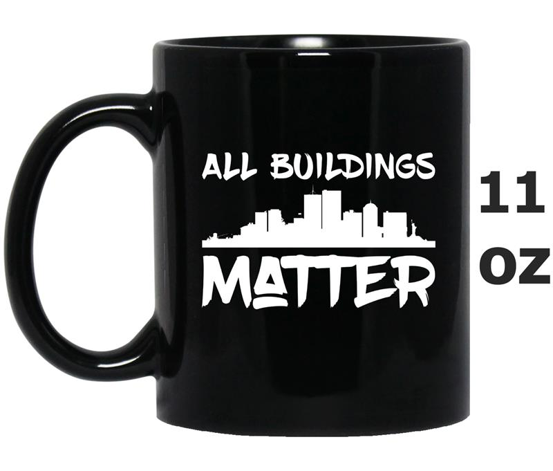 All Buildings Matter-Mug OZ