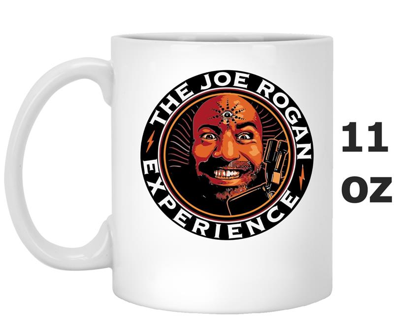 The Joe Rogan Experience JRE -RT-Mug OZ