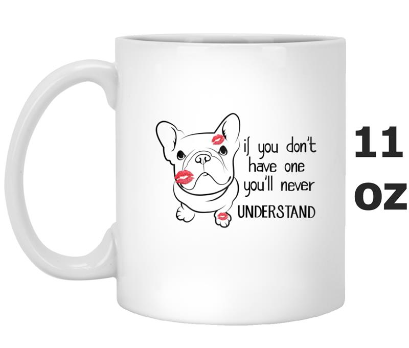 French Bulldog Mom Mug OZ