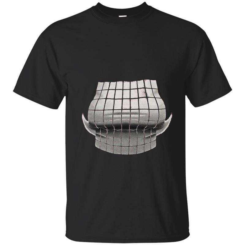 Funny Breast T-shirt Optical illusion To have a big bust-PL T-shirt-mt