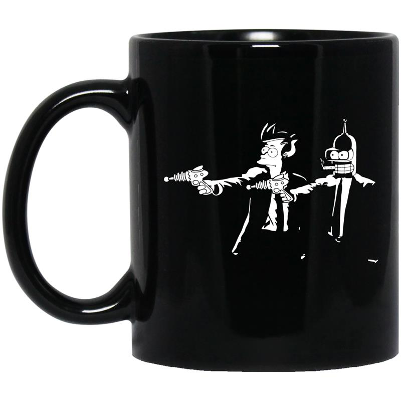 Pulp Fiction Travel Mug