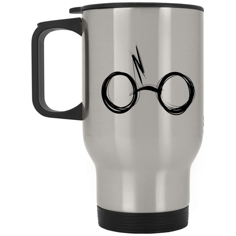 Harry Potter Travel Mug With Handle